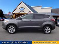 Exterior Color: gray, Body: SUV, Engine: 1.6L I4 16V