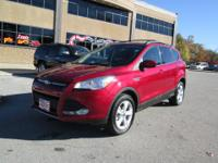 Exterior Color: ruby red, Body: SUV, Engine: 2.0L I4