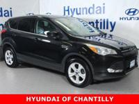 CARFAX One-Owner. Clean CARFAX. Tuxedo Black 2013 Ford