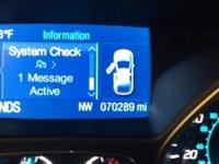 Frosted Glass Metallic 2013 Ford Escape SE FWD 6-Speed