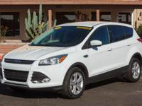 Options:  2013 Ford Escape 4D Wagon Se|Oxford White|Air