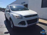 Options:  2013 Ford Escape Se|2013 Ford Escape Se White