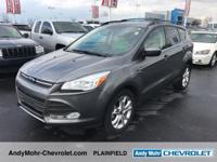Ford Escape  CARFAX One-Owner.  **Accident Free Carfax