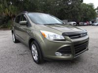 This 2013 Ford Escape SE in Green features: FWD Recent