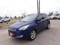 Exterior Color: blue, Body: SUV, Engine: 1.6L I4 16V