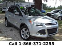 2013 Ford Escape SE Features: Warranty - Keyless Entry