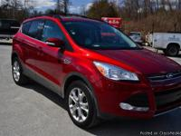2013 Ford Escape 'SEL' 4WD!! 2.0L Ecoboost (RHINEBECK)
