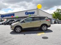 2013 Escape SEL 4dr 4x4 Ford At Hyundai of Greer where