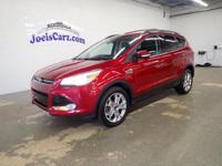 Options:  2013 Ford Escape Sel|Awd Sel 4Dr
