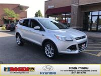 JUST ARRIVED! 2013 Ford Escape SEL!**LOCAL TRADE**The