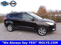 Ford Escape EcoBoost 1.6L I4 GTDi DOHC Turbocharged VCT