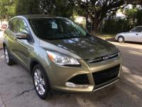 Options:  2013 Ford Escape Sel|Come And Visit Us At