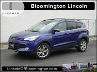 New Price! 2013 Ford Escape SEL AWD, Cargo Management