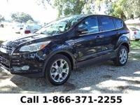 2013 Ford Escape SEL Features: Warranty - Keyless Entry