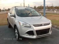 Exterior Color: silver, Body: SEL 4dr SUV, Engine: 1.6