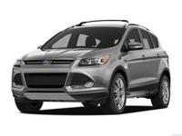 Come test drive this 2013 Ford Escape! A great vehicle