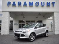 Recent Arrival! CARFAX CERTIFIED, LOCAL TRADE, Escape