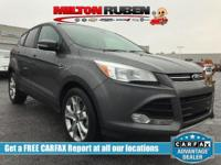 Options:  2013 Ford Escape Sel|Miles: 110245Color: