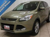 This 2013 Ford Escape is fully loaded with the features