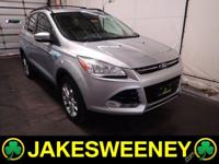Our One Owner 2013 Ford Escape SEL FWD is gorgeous