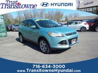 *** LEATHER *** 2013 FORD Escape SEL, 4D Sport Utility,