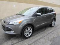 CHECK OUT THIS SPACIOUS 4-dr 2013 FORD ESCAPE SEL 4WD