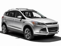 World Ford Pensacola presents this 2013 FORD ESCAPE FWD