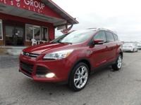 Options:  2013 Ford Escape Navigation! Moonroof! Heated