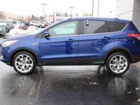 Options:  2013 Ford Escape Titanium|Additional Options