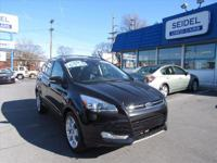This 2013 Ford Escape Titanium is just the great