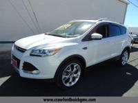 Come see this 2013 Ford Escape Titanium. Its Automatic