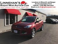 This 2013 Ford Escape Titanium is gorgeous!! Loaded