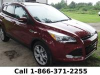 2013 Ford Escape Titanium Features: Heated Front Seats