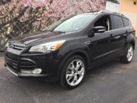2013 Ford Escape Titanium * Front Wheel Drive * 2.0L I4