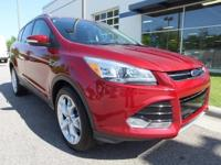 Exterior Color: ruby red, Body: Sport Utility, Engine: