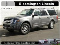 New Price! 2013 Ford Expedition EL Limited 4WD,