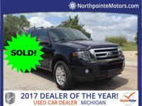 2013 Ford Expedition EL Limited Clean CARFAX.