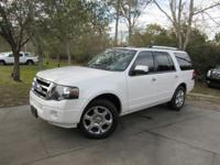 This 2013 Ford Expedition 4dr 2WD 4dr Limited features