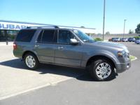 Heated Leather Seats, 3rd Row Seat, NAV, Tow Hitch,