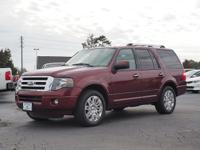New Price! Clean CARFAX. 2013 Ford Expedition Limited