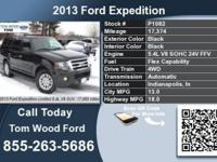 Call Tom Wood Ford at  Stock #: P1082 Year: 2013 Make: