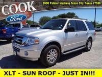 * XLT * - ONLY 60K MILES!! - SUN ROOF - STONE CLOTH