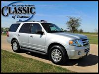 CARFAX One-Owner. Clean CARFAX. Silver 2013 Ford