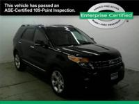 2013 Ford Explorer 4WD 4dr Limited Our Location is: