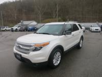 Sturdy and dependable, this Used 2013 Ford Explorer XLT