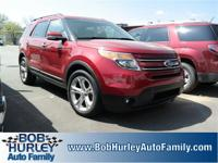 Body Style: SUV Engine: 6 Cyl. Exterior Color: Ruby Red