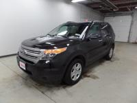 Options:  2013 Ford Explorer Base|Gray|Awd|Cd