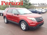 CARFAX One-Owner. Clean CARFAX. 2013 Ford Explorer AWD