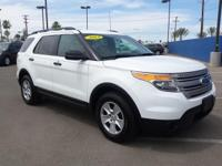 2013 Ford Explorer. An outstanding, One Owner, example