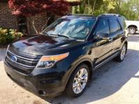 2013 Ford Explorer Limited. Southern owned with a clean